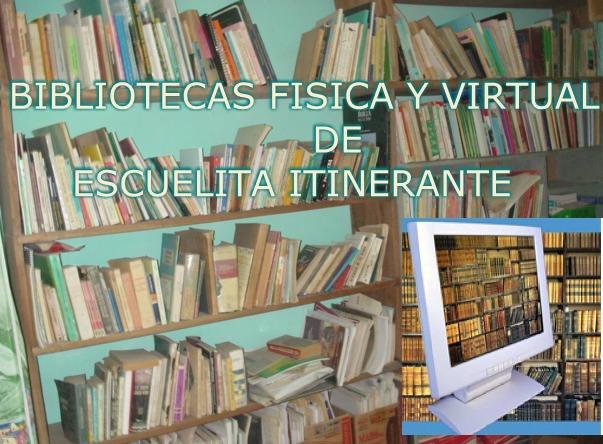 Bibliotecas virtual y fisica