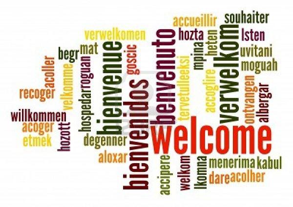 Bienvenida al sitio